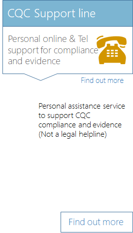 cqc solutions cqc support line