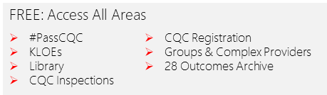CQC Toolkits access all areas