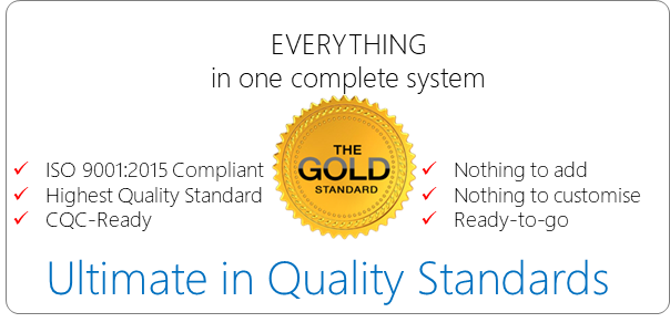 quality standards system gold standard