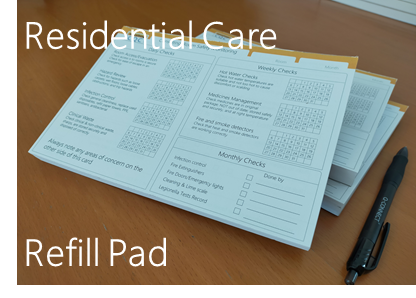 residential-care_refill-pad
