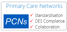 bookmark primary care networks
